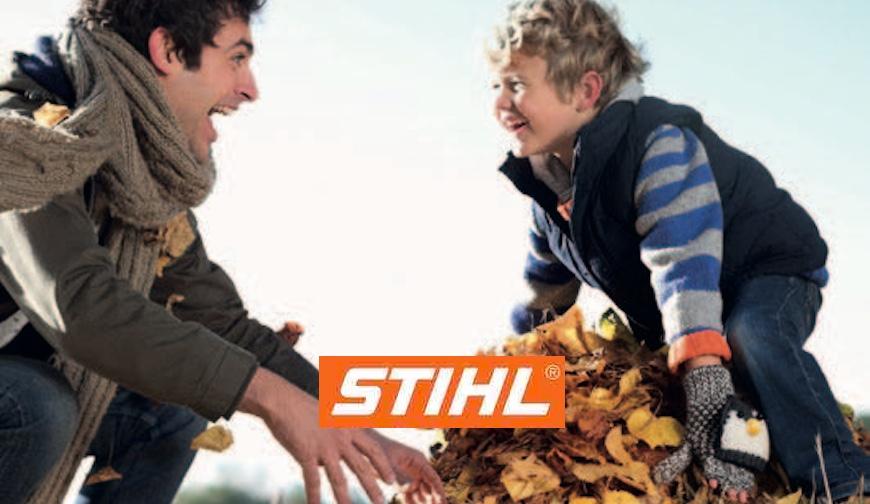 Stihl offre reprise jusqu'à 100 Euros